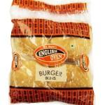 English Oven Burger Buns