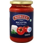 Borges Ricotta Pasta Sauce