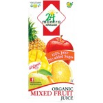 24 Mantra Organic Mixed Fruit Juice