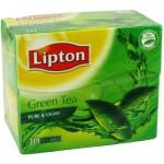 Lipton Green Tea - Pure & Light (Tea Bags)