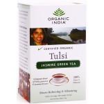 Organic India Tulsi Jasmine Green Tea