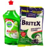 Dettol Dish Wash Liquid Lime