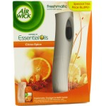 Air Wick Essential Oils Freshmatic Citrus Spice