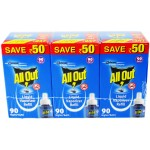 All Out 90 Night Refill Super Saver (Pack Of 3)