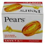 Pears Pure And Gentle Soap (3X125 Gm)
