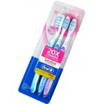 Oral-B Sensitive Super Thin Toothbrush - Extra Soft