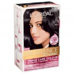 L'oreal Excellence Hair Color - 1 Black