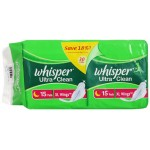 Whisper Ultra Clean Wings Xl
