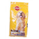 Pedigree Adult Dog Food - Meat & Rice