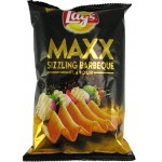 Lay's Maxx Sizzling Barbeque Chips