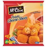 Mc Cain Potato Cheese Shotz